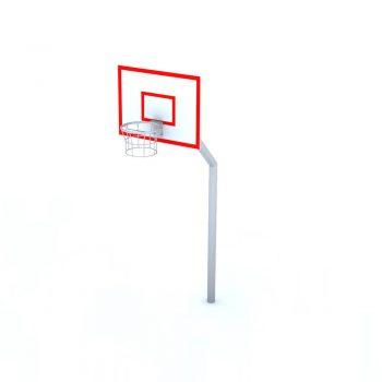 Basketbalovy kos SATI