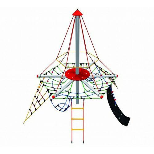 Lanova pyramida TIKAL 3,7m